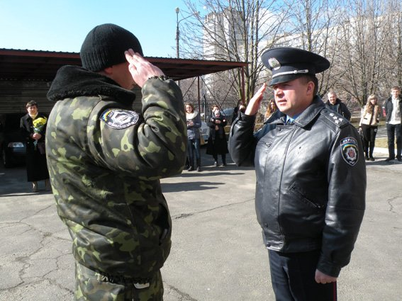 С Донбасса вернулись николаевские ГАИшники (ФОТО) (фото) - фото 1