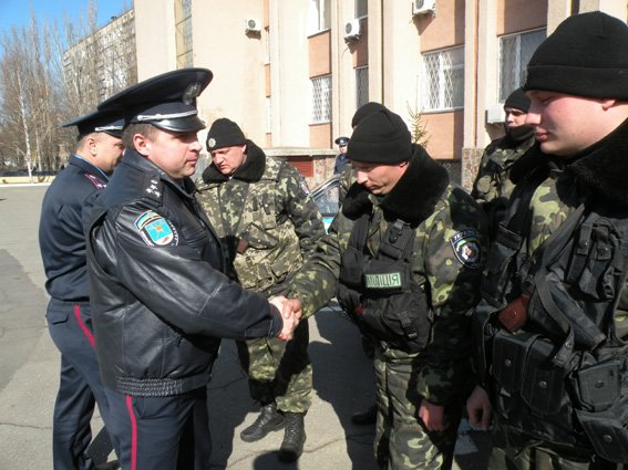 С Донбасса вернулись николаевские ГАИшники (ФОТО) (фото) - фото 4