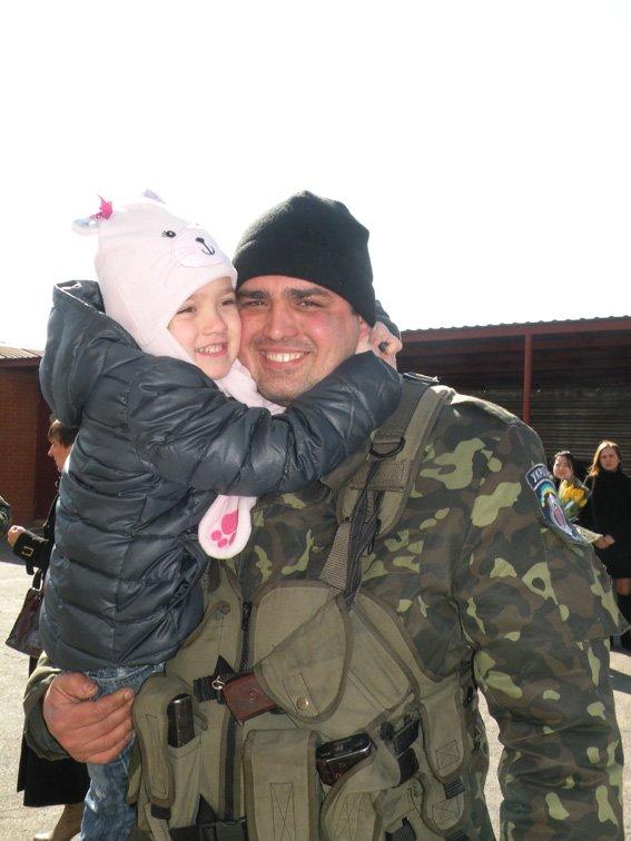 С Донбасса вернулись николаевские ГАИшники (ФОТО) (фото) - фото 6