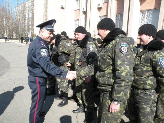 С Донбасса вернулись николаевские ГАИшники (ФОТО) (фото) - фото 5