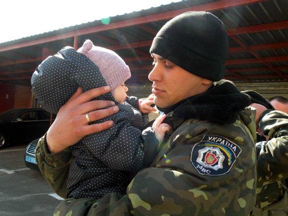 С Донбасса вернулись николаевские ГАИшники (ФОТО) (фото) - фото 8