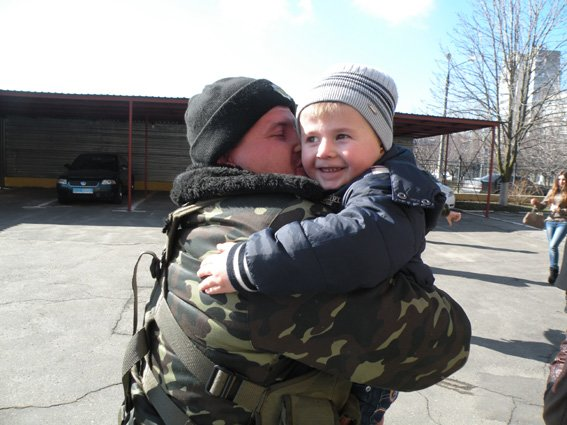 С Донбасса вернулись николаевские ГАИшники (ФОТО) (фото) - фото 7