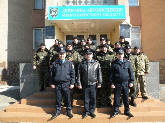 С Донбасса вернулись николаевские ГАИшники (ФОТО) (фото) - фото 11