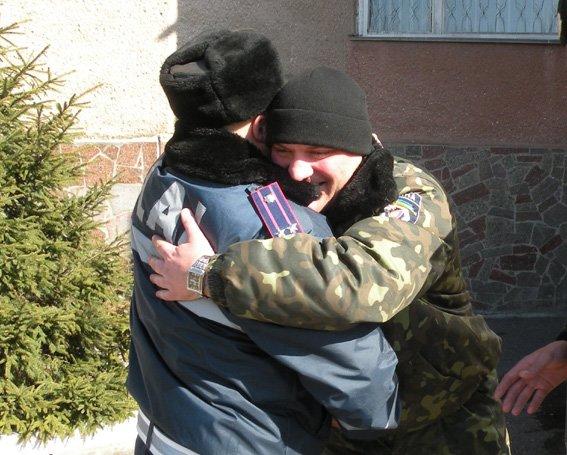 С Донбасса вернулись николаевские ГАИшники (ФОТО) (фото) - фото 10