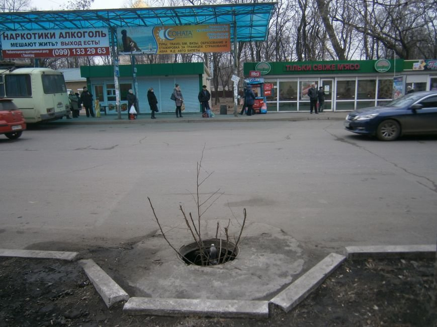 В Красноармейске пропадают крышки канализационных люков (фото) - фото 2