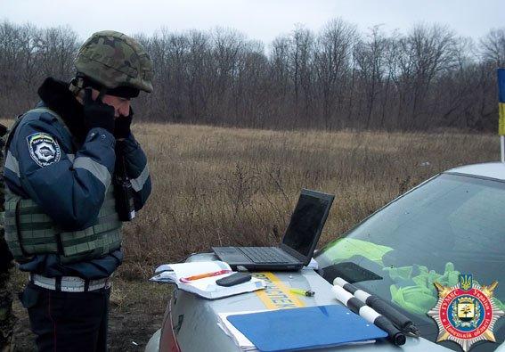 В Красноармейске задержали участника незаконного вооруженного формирования и захватчика админздания (ФОТО) (фото) - фото 1