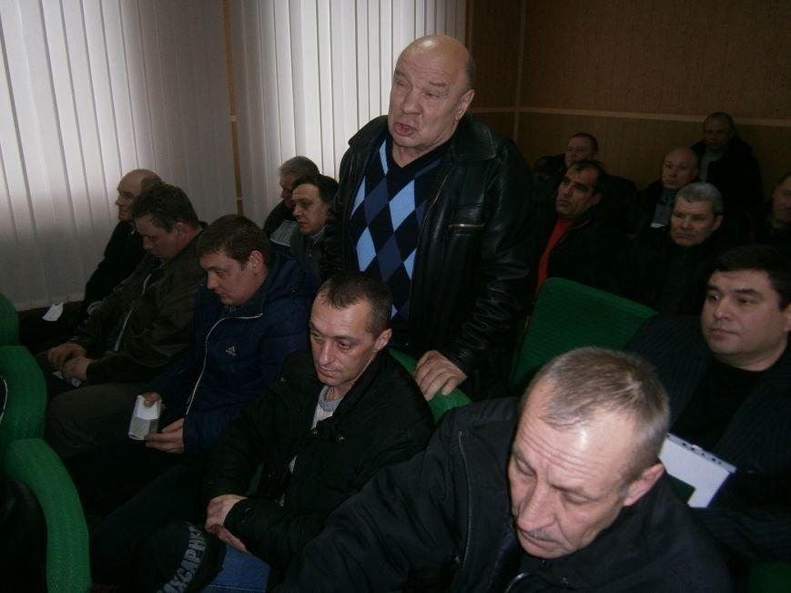 На конференции НПГУ в ГП «Селидовуголь» горняки решили готовиться к забастовке (фото) - фото 3