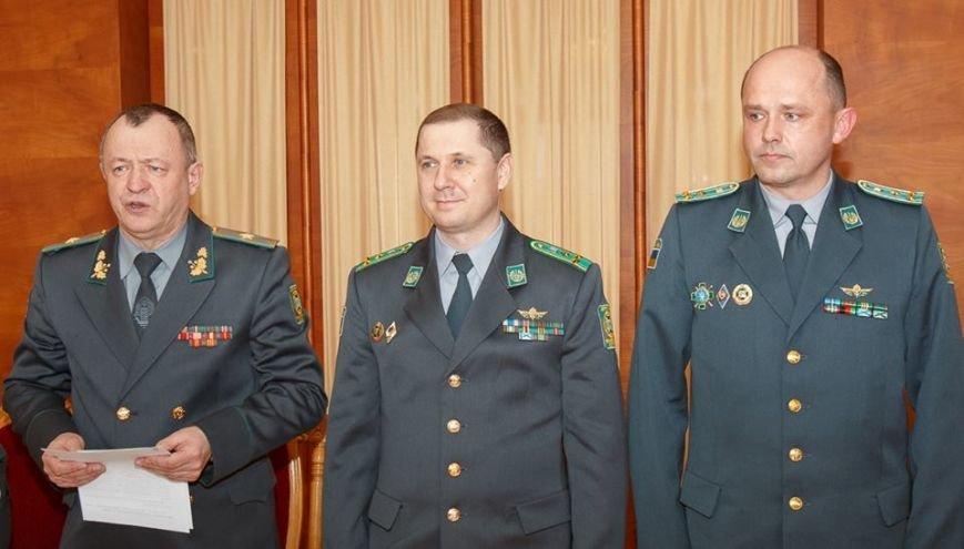 Перші особи Закарпаття зустрілися з новим керівником Мукачівського прикордонного загону (ФОТО), фото-3