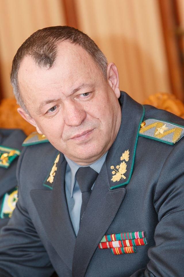 Перші особи Закарпаття зустрілися з новим керівником Мукачівського прикордонного загону (ФОТО), фото-4