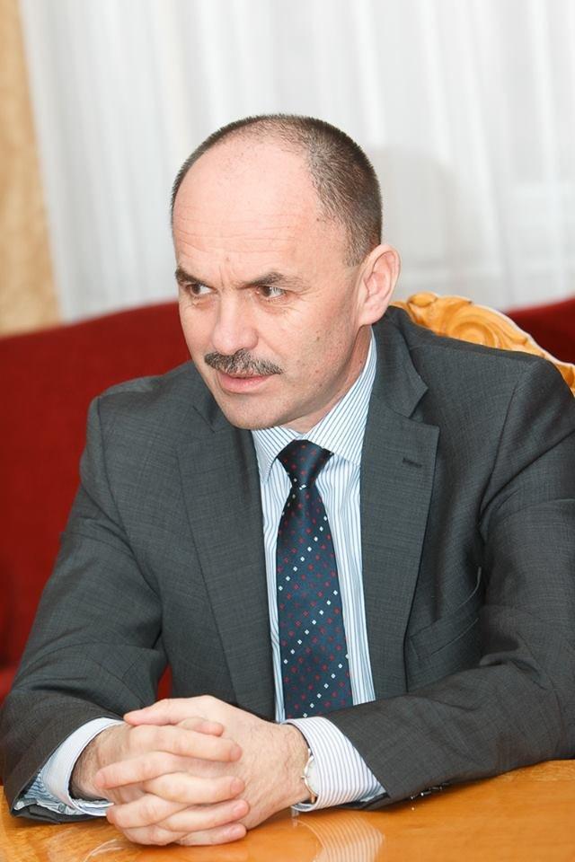 Перші особи Закарпаття зустрілися з новим керівником Мукачівського прикордонного загону (ФОТО), фото-1
