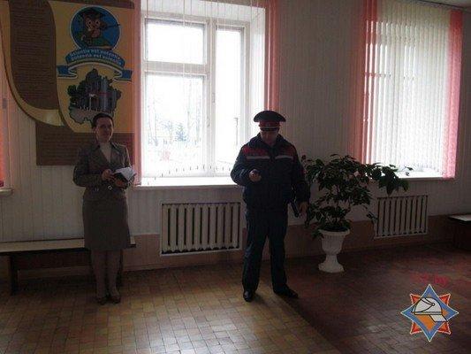 В Гродно 44 школы провели учебную эвакуацию (Фото) (фото) - фото 1