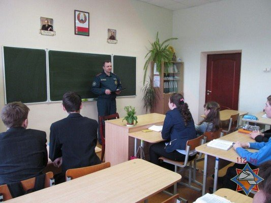 В Гродно 44 школы провели учебную эвакуацию (Фото) (фото) - фото 4