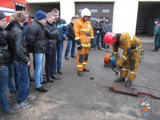 В Гродно 44 школы провели учебную эвакуацию (Фото) (фото) - фото 13