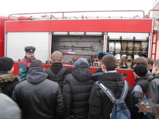 В Гродно 44 школы провели учебную эвакуацию (Фото) (фото) - фото 9