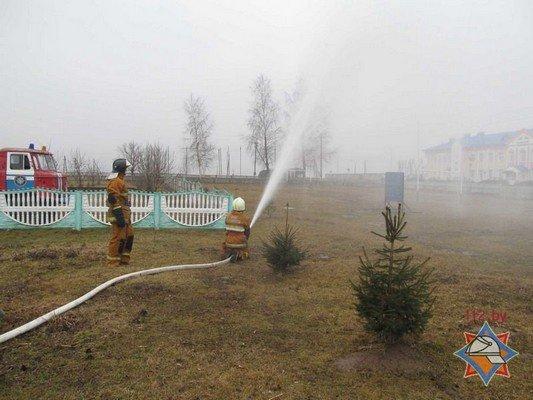 В Гродно 44 школы провели учебную эвакуацию (Фото) (фото) - фото 10