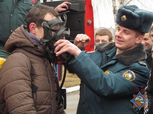 В Гродно 44 школы провели учебную эвакуацию (Фото) (фото) - фото 7