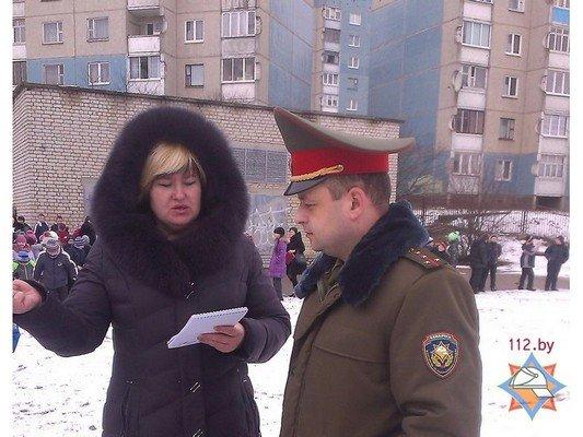В Гродно 44 школы провели учебную эвакуацию (Фото) (фото) - фото 6
