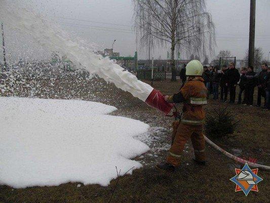 В Гродно 44 школы провели учебную эвакуацию (Фото) (фото) - фото 11