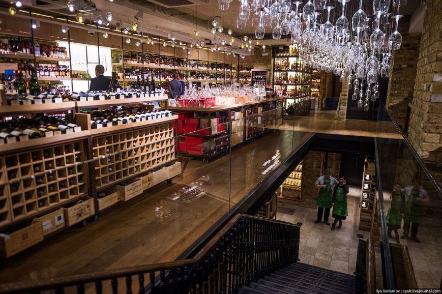 Вина «Массандры» представлены в одном из лучших алкогольных магазинов мира (фото) - фото 2