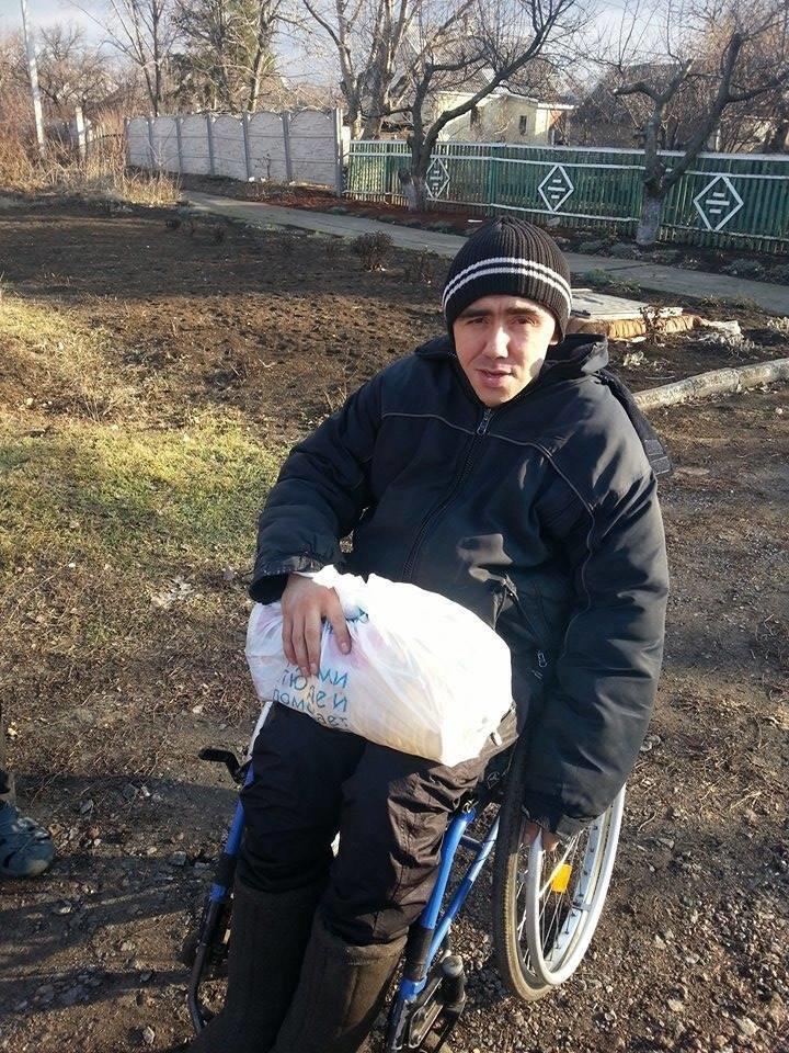 Волонтеры посетили Авдеевку и ее окрестности (фото), фото-3