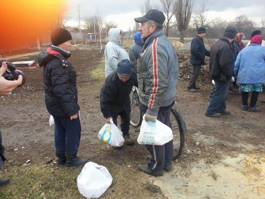 Волонтеры посетили Авдеевку и ее окрестности (фото), фото-2
