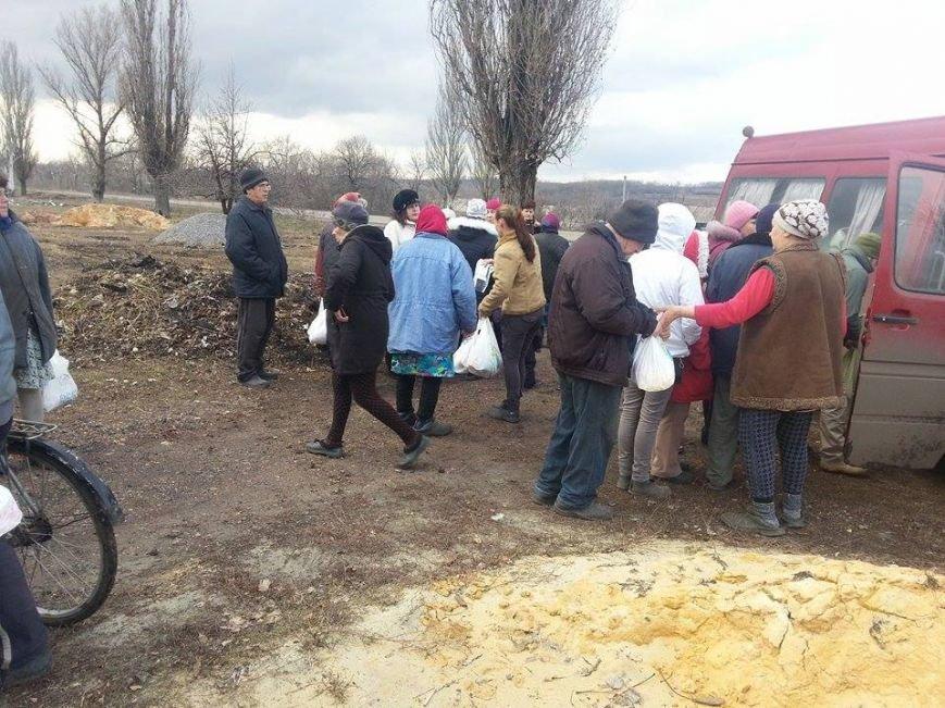Волонтеры посетили Авдеевку и ее окрестности (фото), фото-1