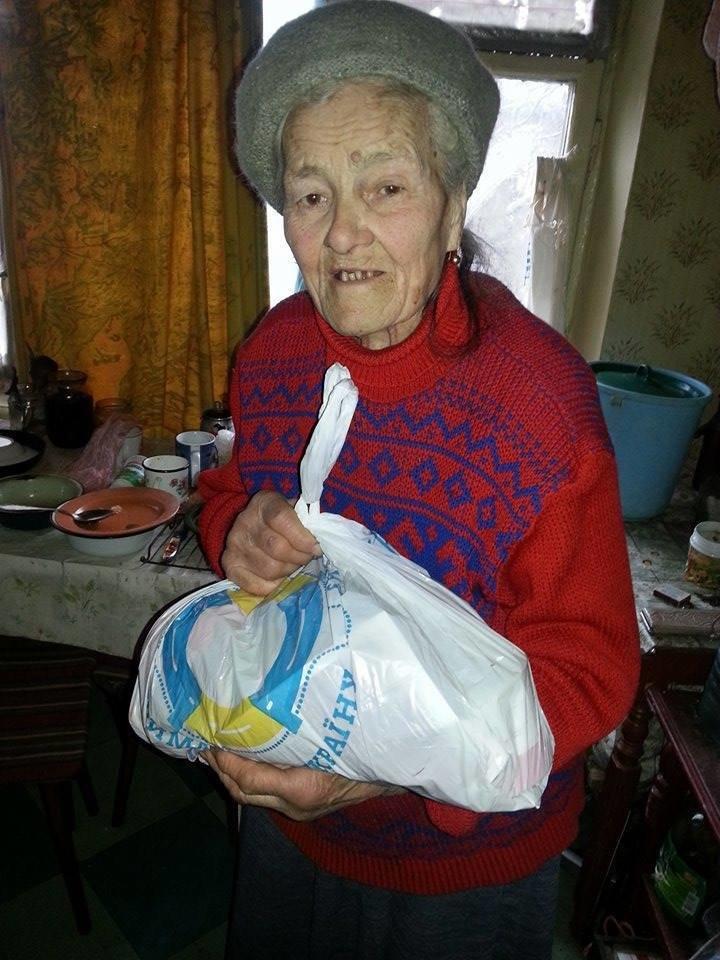 Волонтеры посетили Авдеевку и ее окрестности (фото), фото-4