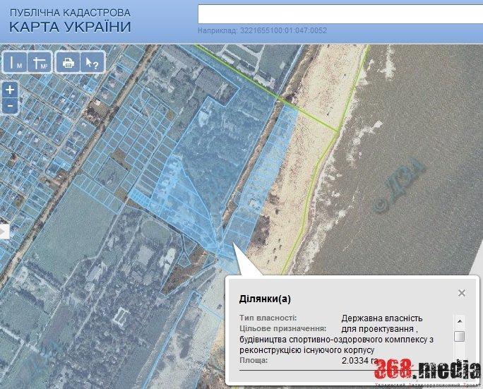 Скорик и Климов причастны к застройке побережья Каролино-Бугаза, - СМИ (фото) - фото 4