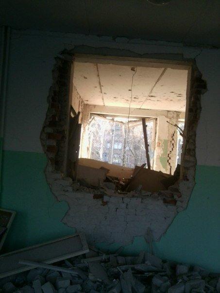 Теперь Авдеевку обстреливают по ночам (фото) (фото) - фото 3