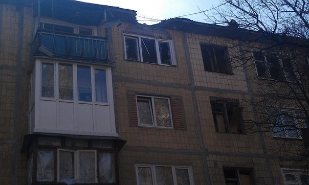 Теперь Авдеевку обстреливают по ночам (фото), фото-1