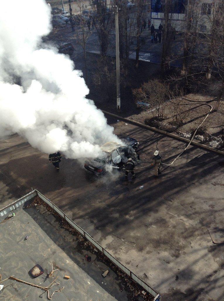 В Харькове прогремел еще один взрыв на Салтовке, фото-1