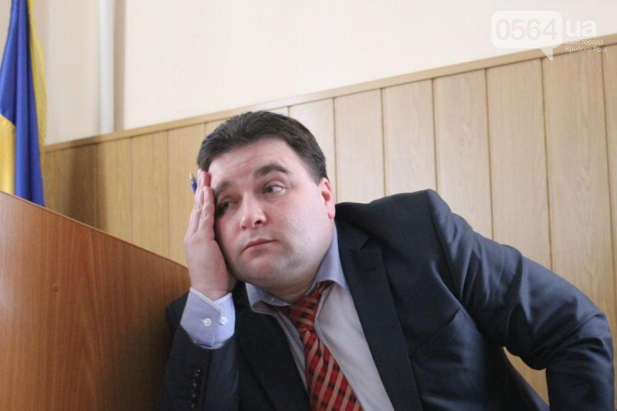 В Кривом Роге: активисты написали заявление в УВД, рабочая бригада от Генпрокуратуры отчиталась перед общественностью (фото) - фото 2
