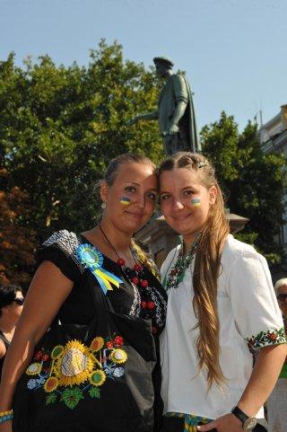 Сестры Наталья и Анна Михайленко  – люди,  меняющие Одессу: «Украина должна  быть у тебя в крови» (фото) - фото 8