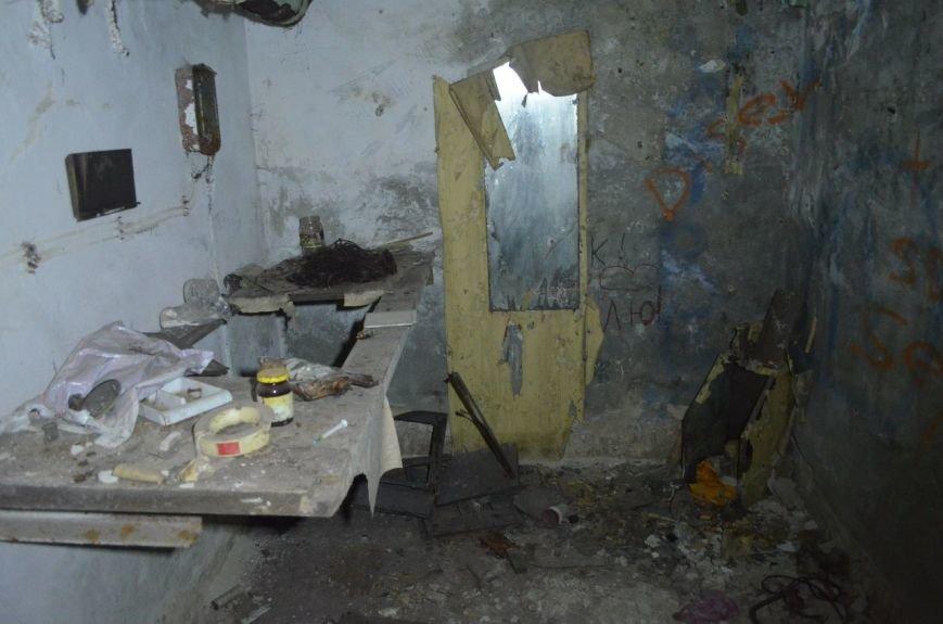 Криворожане нашли в городе бомбоубежища и пришли в ужас (ФОТО) (фото) - фото 4