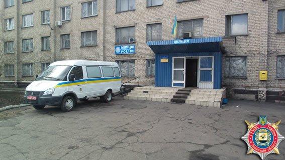 Автопарк милиции Доброполья пополнился новым транспортом (фото) - фото 1