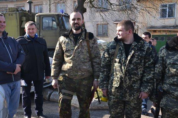 До Львова із зони АТО повернулись наші бійці (фото) - фото 7