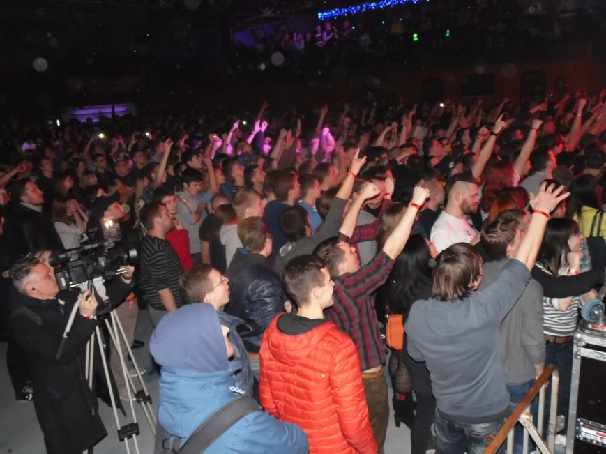 Brutto в Днепропетровске: файер-шоу от фанов и стихи от Михалка, фото-14