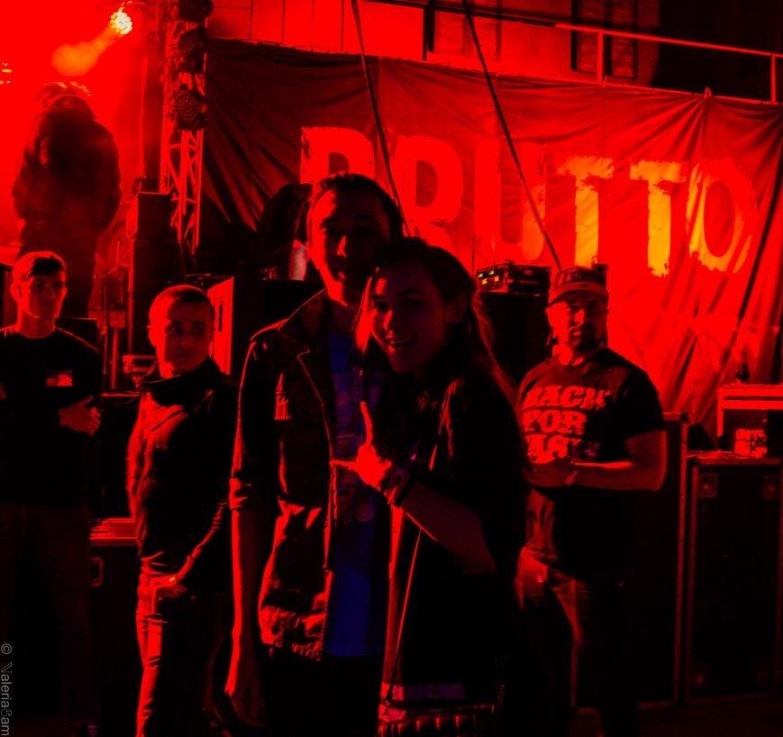 Brutto в Днепропетровске: файер-шоу от фанов и стихи от Михалка, фото-3