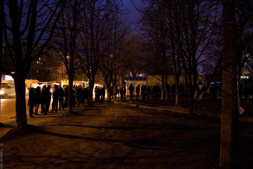 Brutto в Днепропетровске: файер-шоу от фанов и стихи от Михалка, фото-1