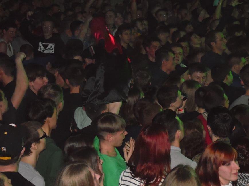 Brutto в Днепропетровске: файер-шоу от фанов и стихи от Михалка, фото-17