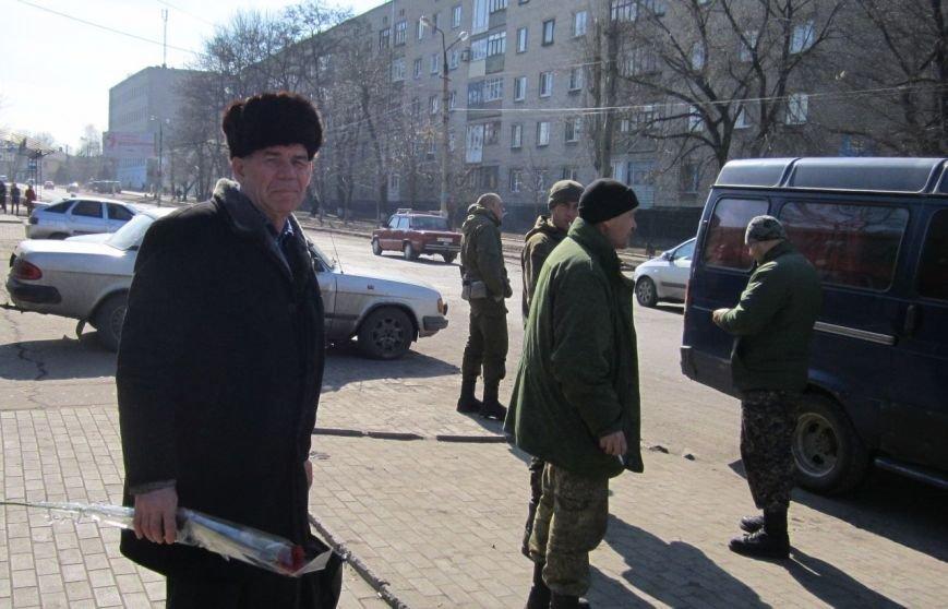 8 марта Димитров утопает в цветах (ФОТОРЕПОРТАЖ), фото-3