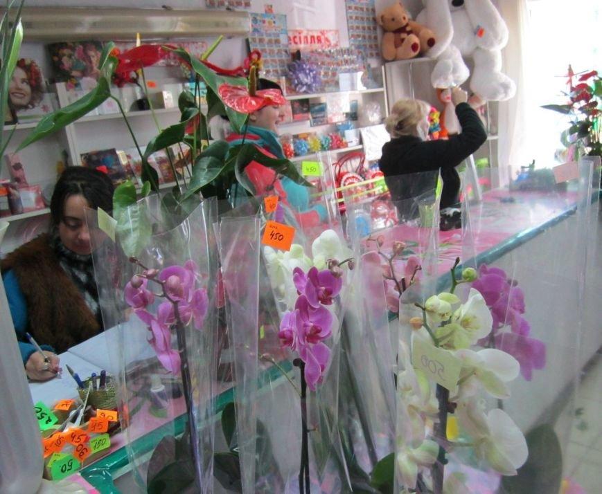 8 марта Димитров утопает в цветах (ФОТОРЕПОРТАЖ), фото-9