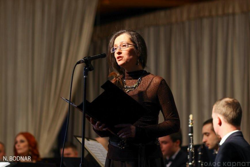 В Ужгороді оркестр обласної філармонії привітав закарпаток зі святом (ФОТО), фото-4