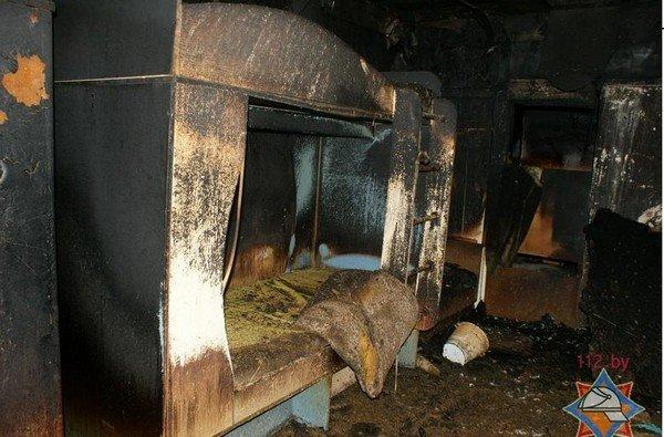 В Мостовском районе из-за шалости с огнем погибло трое детей (Фото) (фото) - фото 2