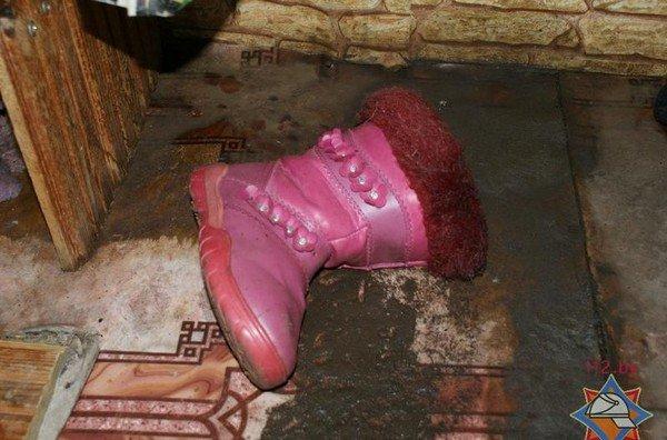 В Мостовском районе из-за шалости с огнем погибло трое детей (Фото) (фото) - фото 3