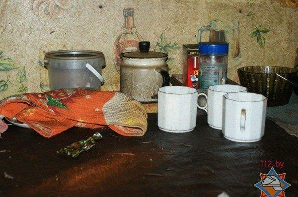 В Мостовском районе из-за шалости с огнем погибло трое детей (Фото) (фото) - фото 1