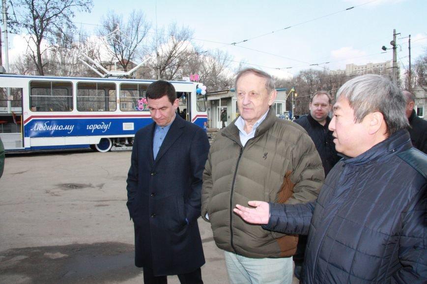 В Запорожье ремонтируют старый электротранспорт в связи с подорожанием маршруток (ФОТО), фото-4
