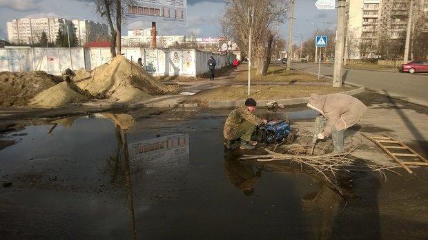 У Черкасах фіктивна фірма «ремонтує» міську каналізацію(ФОТО, ВІДЕО) (фото) - фото 13