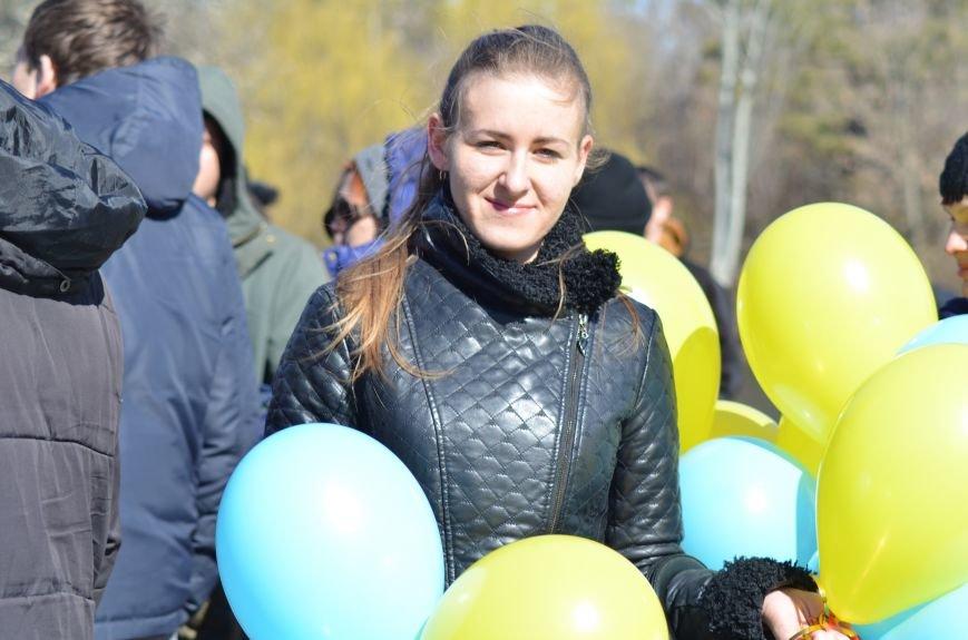 В Симферополе после акции ко дню рождения Тараса Шевченко организаторов увели в полицию, фото-10