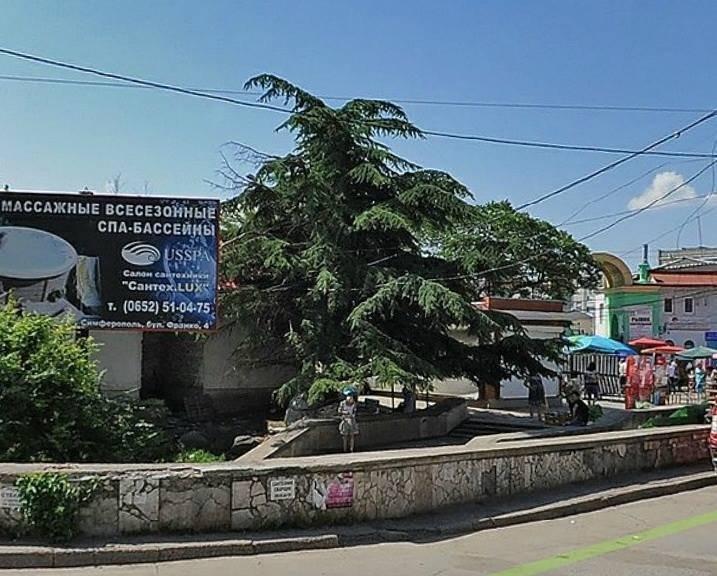 В Симферополе сносят новоиспеченный трехэтажный магазин на Центральном рынке (фото) - фото 4